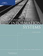 Fundamentals of Information Systems 4th edition 9781423901136 1423901134