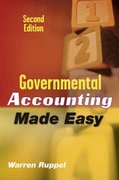 Not-for-Profit Accounting Made Easy 2nd Edition 9780471789796 0471789798