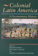 Colonial Latin America 1st Edition 9780842029971 0842029974