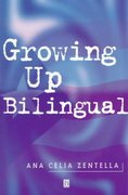 Growing up Bilingual 1st Edition 9781557864079 1557864071
