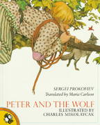 Peter and the Wolf 0 9780140506334 0140506330