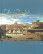 Public Finance 7th Edition 9780072876482 0072876484
