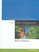 Contemporary Business Law and E-Commerce Law 5th edition 9780131496606 0131496603