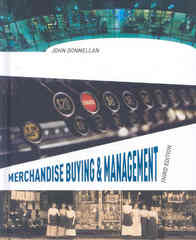 Merchandise Buying and Management 3rd Edition 3rd Edition 9781563675218 1563675218