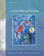 Art of Being Human 8th Edition 9780321277633 0321277635