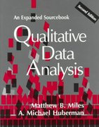 Qualitative Data Analysis 2nd edition 9780803955400 0803955405