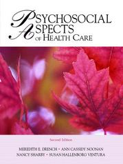 Psychosocial Aspects of Healthcare 2nd edition 9780131716742 0131716743