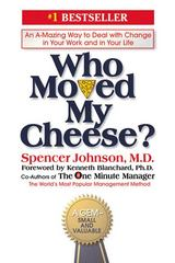 Who Moved My Cheese 1st Edition 9780399144462 0399144463