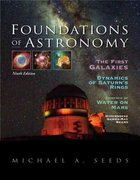"Foundations of Astronomy (with AceAstronomyâ""¢, Virtual Astronomy Labs Printed Access Card) 9th edition 9780495015789 0495015784"