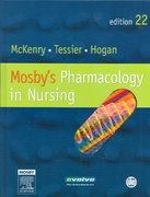 Mosby's Pharmacology in Nursing 22nd edition 9780323030083 0323030084