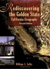 Rediscovering the Golden State 2nd edition 9780471732488 0471732486