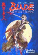 Blade of the Immortal Volume 1: Blood of a Thousand 0 9781569712399 1569712395