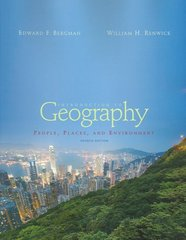 Introduction to Geography 4th Edition 9780132238991 0132238993