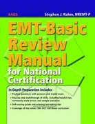 EMT-Basic Review Manual For National Certification 1st Edition 9780763744663 0763744662