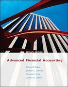 Advanced Financial Accounting 7th edition 9780073526744 0073526746
