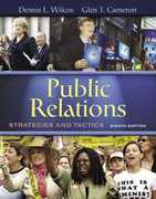 Public Relations 8th edition 9780205449446 0205449441