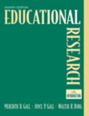 Educational Research 8th edition 9780205488490 0205488498