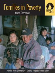 Families in Poverty 1st edition 9780205502547 0205502547
