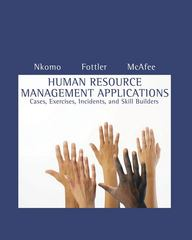Human Resource Management Applications 6th edition 9780324421422 0324421427