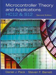 Microcontroller Theory and Applications 2nd Edition 9780136152057 0136152058
