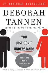 You Just Don't Understand 1st Edition 9780060959623 0060959622