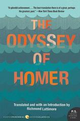 The Odyssey of Homer 2nd edition 9780061244186 006124418X