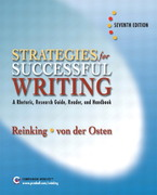 Strategies for Successful Writing 7th edition 9780131891951 0131891952