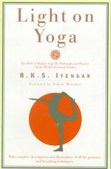 Light on Yoga 1st Edition 9780805210316 0805210318