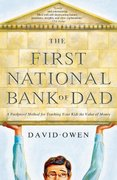 The First National Bank of Dad 0 9781416534259 1416534253