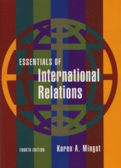 Essentials of International Relations 4th Edition 9780393928976 0393928977