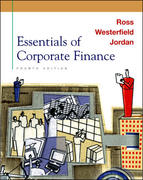 Essentials of Corporate Finance with PowerWeb 4th edition 9780072848847 0072848847