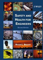 Safety and Health for Engineers 2nd Edition 9780471291893 0471291897
