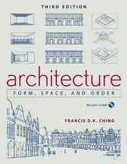 Architecture 3rd edition 9780471752165 0471752169