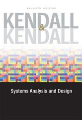 Systems Analysis and Design 7th edition 9780132240857 0132240858