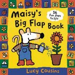 Maisy's Big Flap Book 0 9780763611897 0763611891