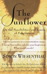 The Sunflower 2nd Edition 9780805210606 0805210601