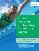 Human Anatomy and Physiology Lab Manual, Main Version 8th edition 9780805372649 0805372644