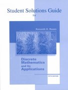 Discrete Mathematics and Its Applications 5th edition 9780072474770 0072474777