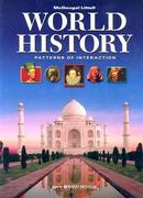 World History: Patterns of Interaction 1st Edition 9780618690084 0618690085