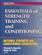 Essentials of Strength Training and Conditioning 2nd edition 9780736000895 0736000895