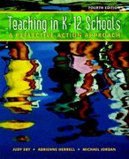 Teaching K-12 Schools 4th Edition 9780131191112 013119111X