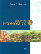 Survey of Economics (with Bind-In InfoTrac  Printed Access Card) 5th edition 9780324319729 032431972X