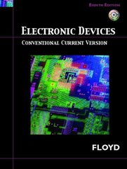 Electronic Devices 8th edition 9780132429733 013242973X