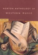The Norton Anthology of Western Music 7th edition 9780393976908 0393976904