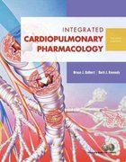 Integrated Cardiopulmonary Pharmacology 2nd edition 9780132285414 013228541X