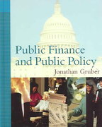 Public Finance and Public Policy 0 9780716786559 0716786559