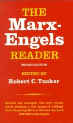 The Marx-Engels Reader 2nd Edition 9780393090406 039309040X