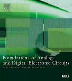 Foundations of Analog and Digital Electronic Circuits 1st Edition 9781558607354 1558607358