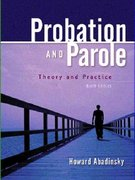 Probation and Parole 9th edition 9780131188945 0131188941
