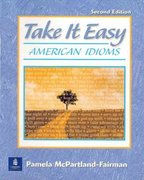 Take it Easy 2nd edition 9780136608127 0136608124